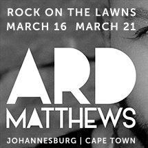 Ard Matthews - Rock On The Lawns 2019