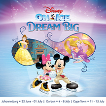 Disney On Ice 2018 - Dream Big
