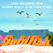 Goldfish - Shimmy Beach Club 2018